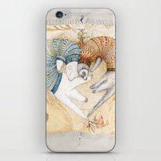 Ferret love iPhone & iPod Skin