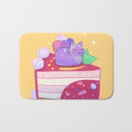 Berry Kitty Cake Bath Mat