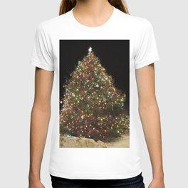 Rockport's Christmas tree T-shirt