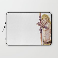 The legend of Zelda - The knight in the Wild - sexy Link Laptop Sleeve