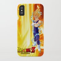 dragonball iPhone & iPod Cases featuring Vegeta Dragonball Z best idea by customgift
