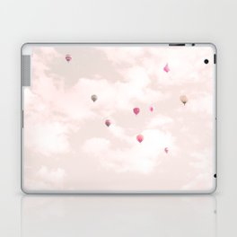 Hot Air Balloons, Violet Laptop & iPad Skin