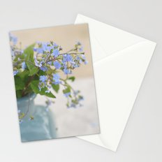Will you remember me? Stationery Cards