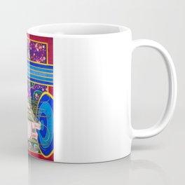 African Klimt Coffee Mug