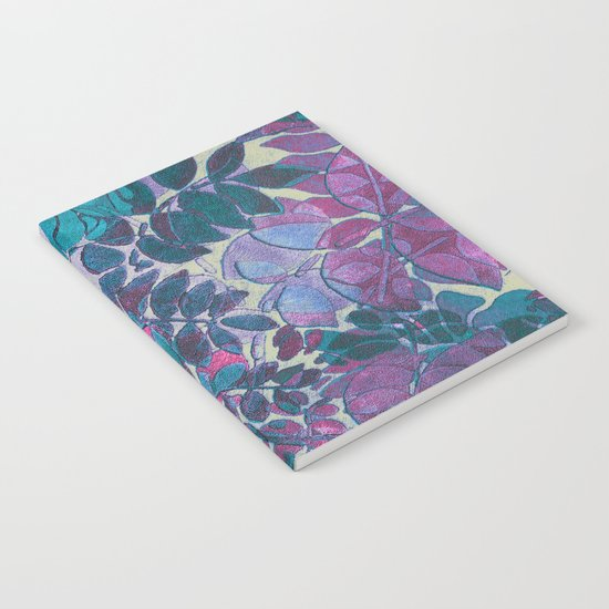 Love of Leaves 2 Notebook