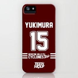 Yukimura 15 iPhone Case