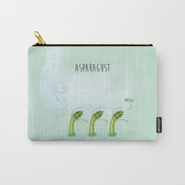 Asparagust Carry-All Pouch