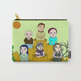 Human gophers Carry-All Pouch