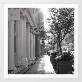 Broome Street - New York City Photography Art Print
