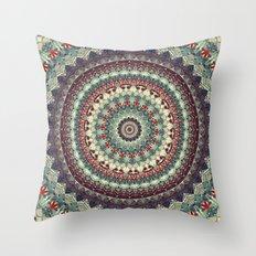 Mandala 571 Throw Pillow