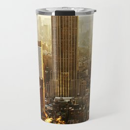 New York City Sunshine Travel Mug