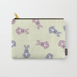 Bunnies Multiplied Carry-All Pouch
