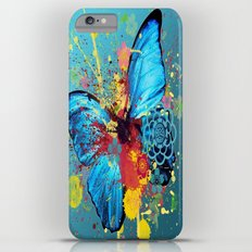butterfly iPhone 6 Plus Slim Case