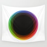 fig Wall Tapestries featuring Fig. 039 by Maps of Imaginary Places