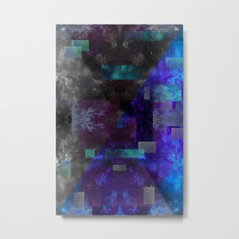 Fractured Space: Xenon 2 Metal Print