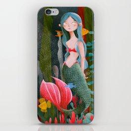 BTATO_Mermaid iPhone Skin