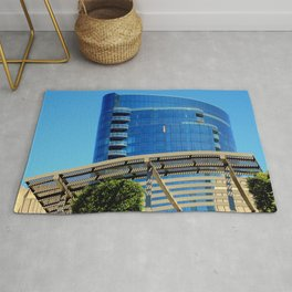 Arc-itecture Repeats Rug