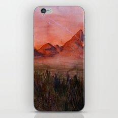 Fictional Landscape I iPhone & iPod Skin