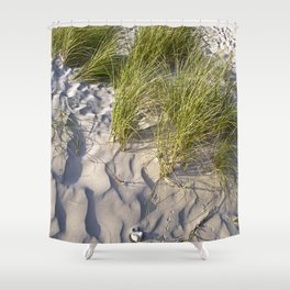 Sand Dune of Denmark Shower Curtain