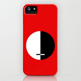 THE JUSTICE iPhone Case