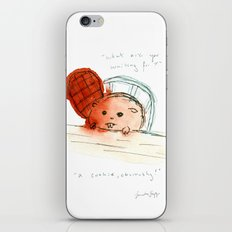 obviously. iPhone & iPod Skin