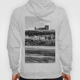 Coast - Whitby Abbey and Church Hoody
