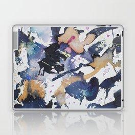 #1 Blue Laptop & iPad Skin
