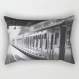 All Trains Lead To Chistlehurst Rectangular Pillow