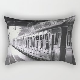 All Trains Lead To Chistlehurst Rectangular Pillow