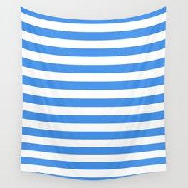 Micronesia San Marino Somalia Nicaragua flag stripes Wall Tapestry