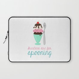 Sundaes are for Spooning Laptop Sleeve