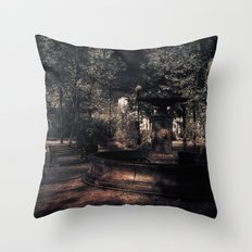 Afterlife: the still world Throw Pillow