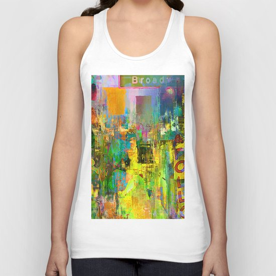 So what Unisex Tank Top