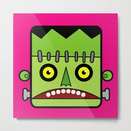 Look into my eyes.... Metal Print