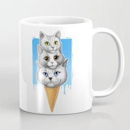 Ice-cream cats Coffee Mug