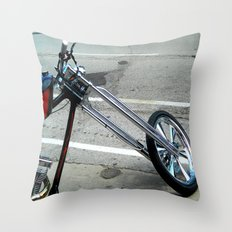 Harley 110 years Throw Pillow