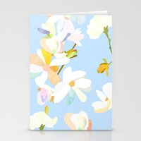 magnolia Stationery Cards featuring Magnolia by 301F
