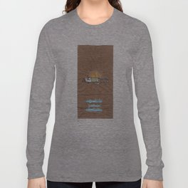 Drink it out of the bottle Long Sleeve T-shirt
