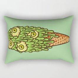 Mutant Ice Cream (slime) Rectangular Pillow