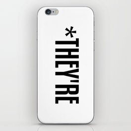 *They're iPhone Skin