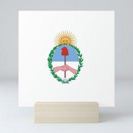 flag of Jujuy Mini Art Print