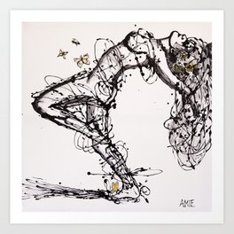 Rhamni Art Print
