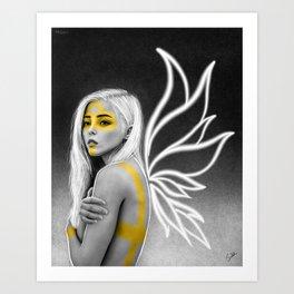 Bare Art Print