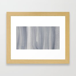 151208 8. Payne's Grey Framed Art Print