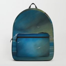 Born on the wind. Backpack