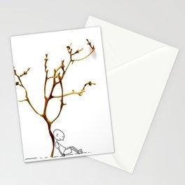 Grape tree Stationery Cards