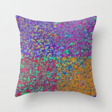 A is what is C Throw Pillow