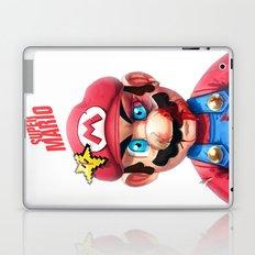 Beat Up Mario Laptop & iPad Skin