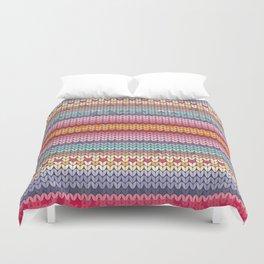 knitting pattern Duvet Cover