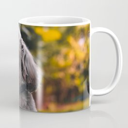 Dog by Mathilda Khoo Coffee Mug